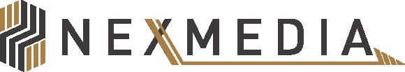 株式会社ネクスメディアロゴ